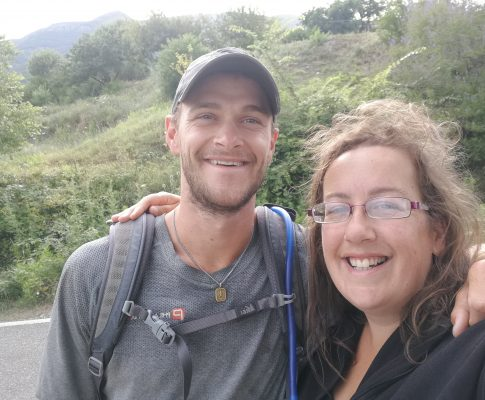 From UK to Serbia, via Albania part 2: meeting Tom
